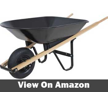 Ames true temper steel homeowner wheelbarrow
