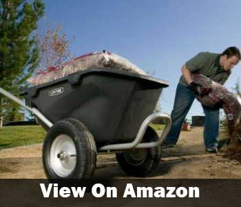 Heavy Duty Lifetime Wheelbarrow