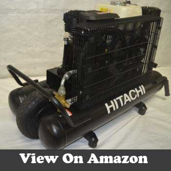 Hitachi 8 gallon gas air compressor
