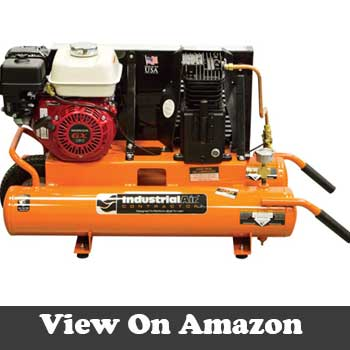 Industrial Air Wheelbarrow Air Compressor