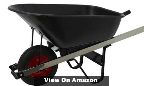 United General Poly Tray Wheelbarrows