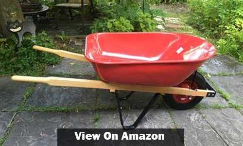 United General WH89982 Wheelbarrow