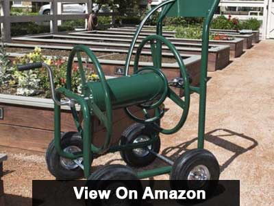 Best Garden Hose Reel Cart