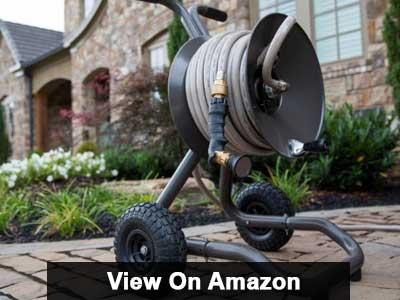 Best Portable Garden Hose Reel