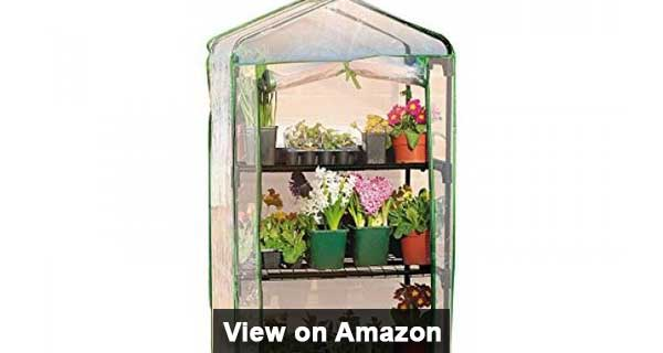 Gardman 4-Tier Best Mini GreenHouse