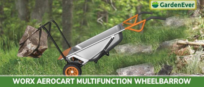 WORX Aerocart Multifunction Wheelbarrow Review