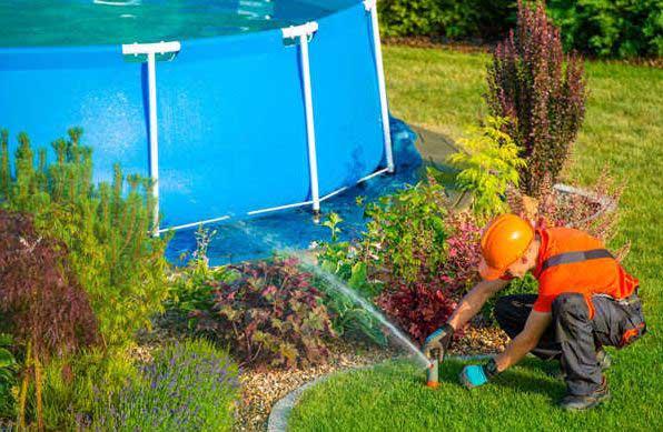 watering leakage