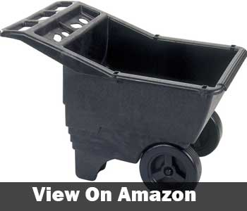 Rubbermaid Commercial FG370712907 Wheelbarrow