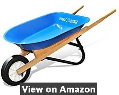 Sunny Day Garden wheelbarrow