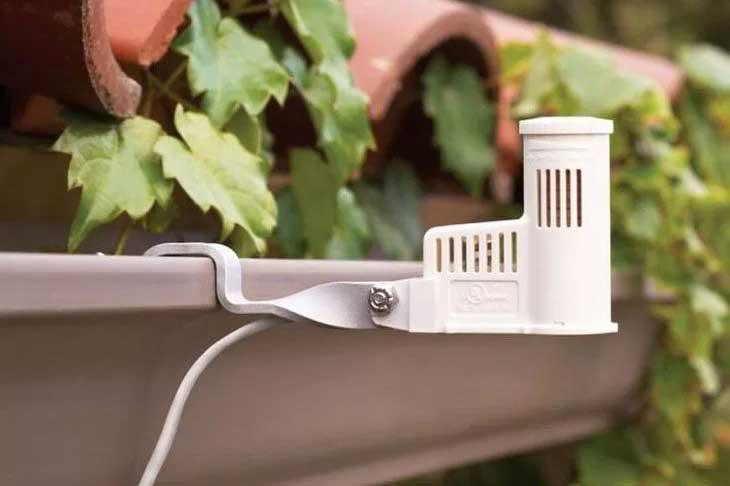 rain sensor for garden
