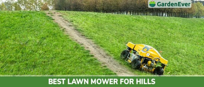 Best Lawn Mower for hill