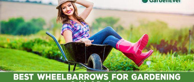 best wheelbarrow