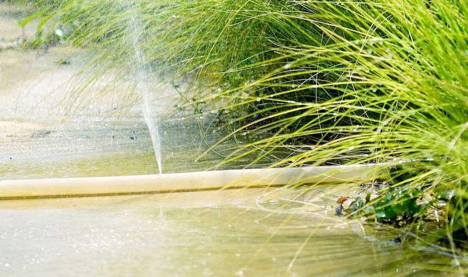 leak garden hose