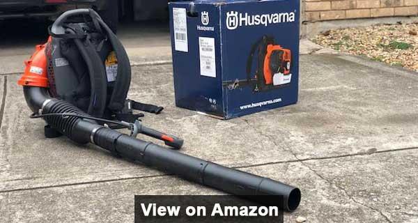 Husqvarna 350BT professional gas backpack blower