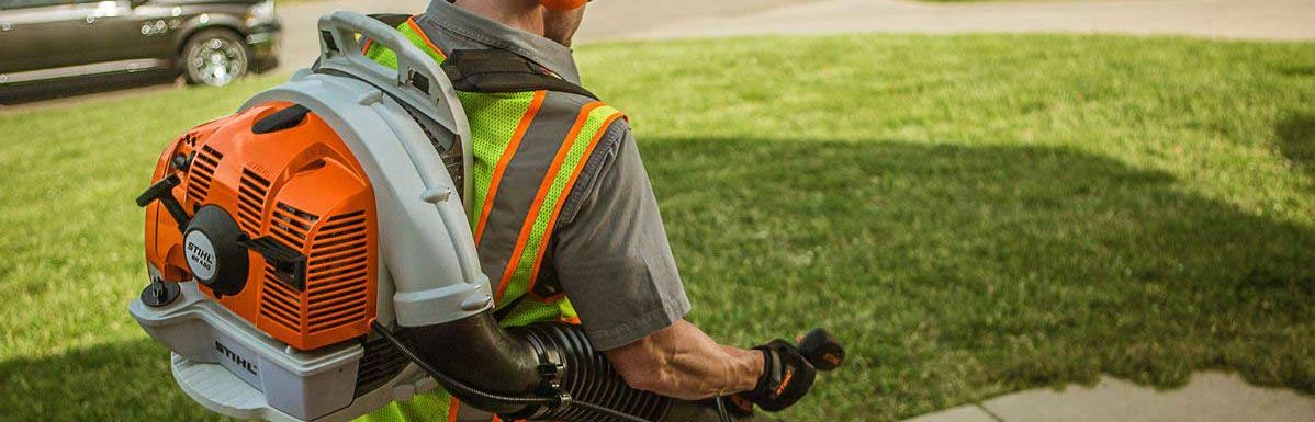 10 Best Backpack Leaf Blowers with Great Blowing Power in 2020