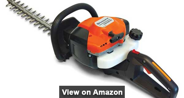 Husqvarna 122HD45 best vibration absorption Gas Hedge Trimmer