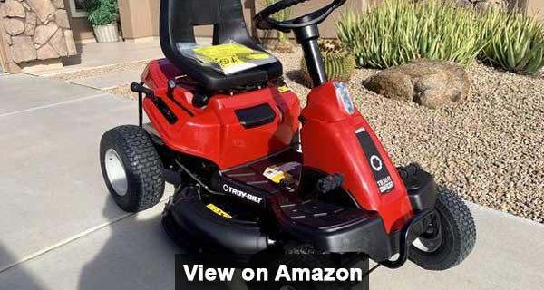 Troy Bilt 382cc 30-Inch Premium Riding lawn tractor
