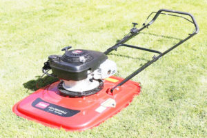 Hover mower