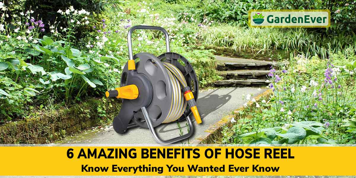 Amazing Benefits of Hose Reel