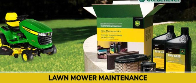 Lawn Mower Maintenance mistakes