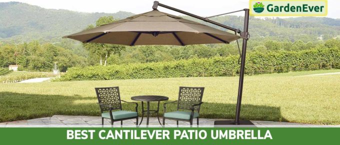 Best Cantilever Patio Umbrella