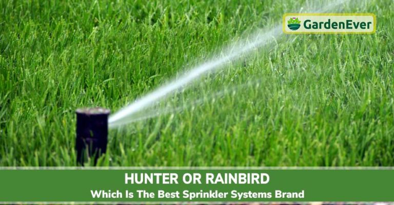 Hunter or RainBird