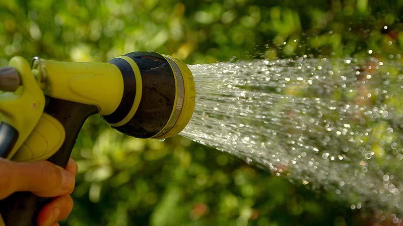 change the rain bird sprinkler spray head nozzle