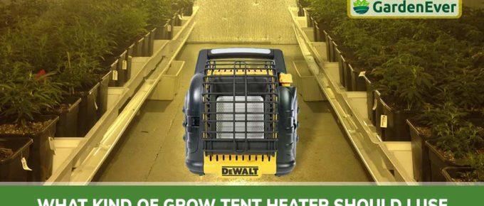 grow tent heater