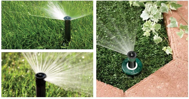 pop up sprinkler heads