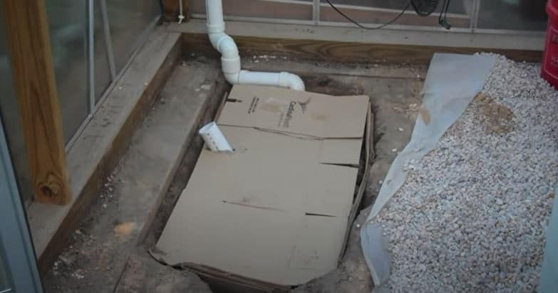 greenhouse heat sink